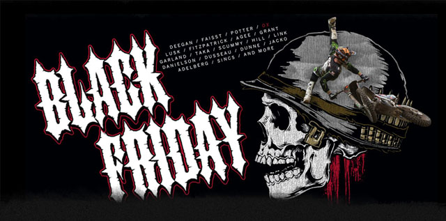 Metal Mulisha – Black Friday
