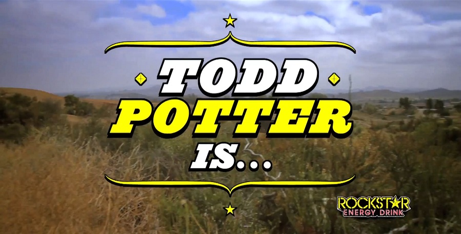 Todd Potter is…