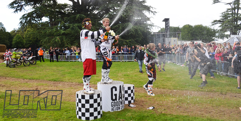 Goodwood Festival of Speed FMX 2012