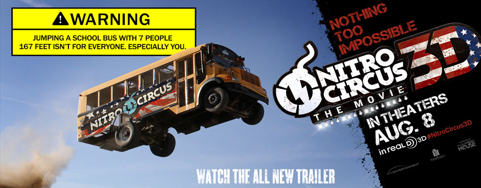 Nitro Circus 3D Movie