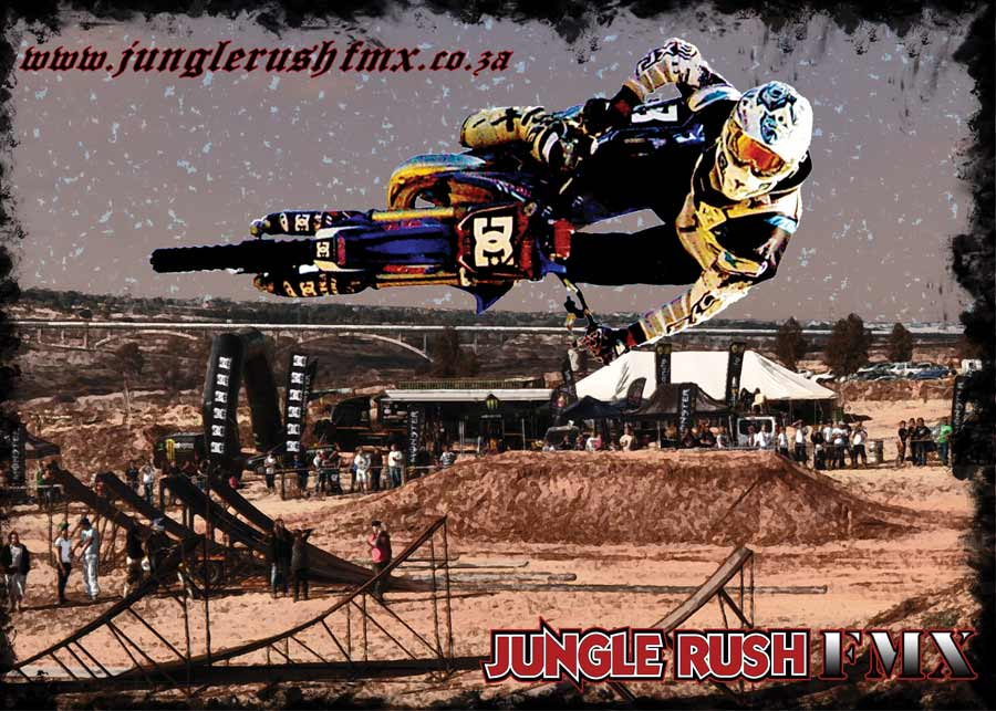 Jungle Rush FMX Park – South Africa