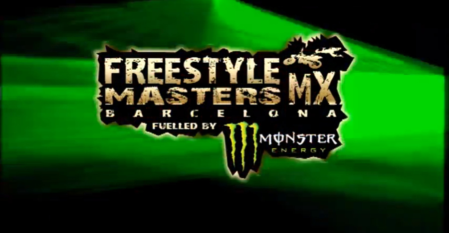 Freestyle MX Masters Barcelona 2012
