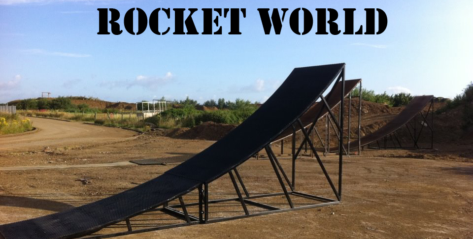 Rocket World FMX park – UK