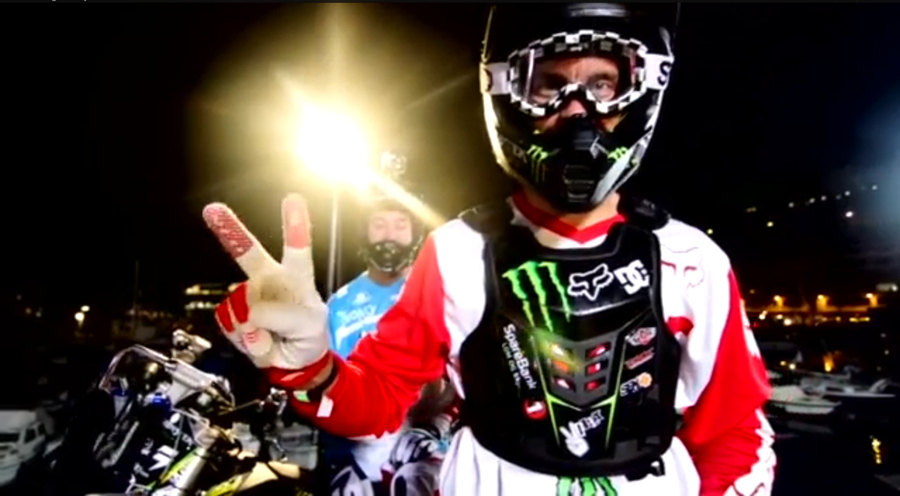 Monster Energy FMX Demo – Monaco