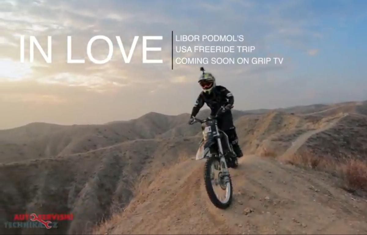 Libor Podmol's freeride USA trip
