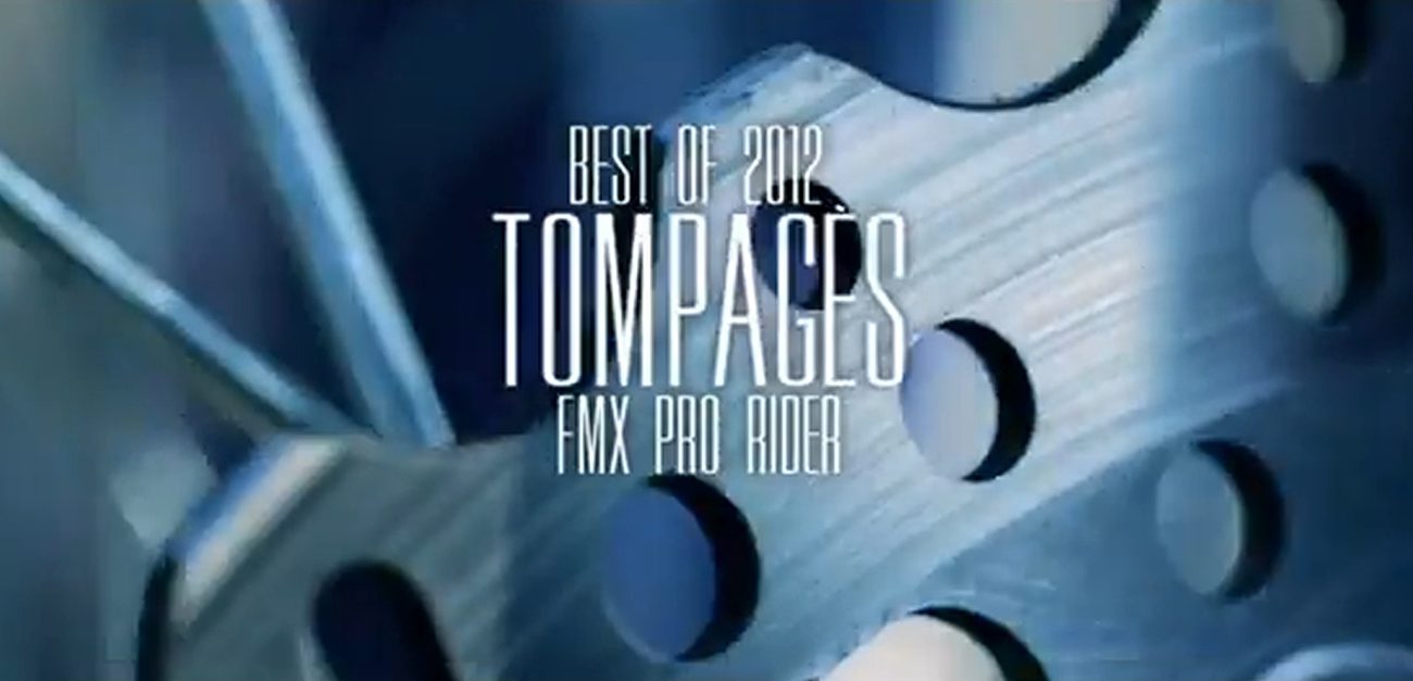 Tom Pages – Best of 2012