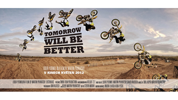 Libor Podmol's Tomorrow Will Be Better FMX Movie
