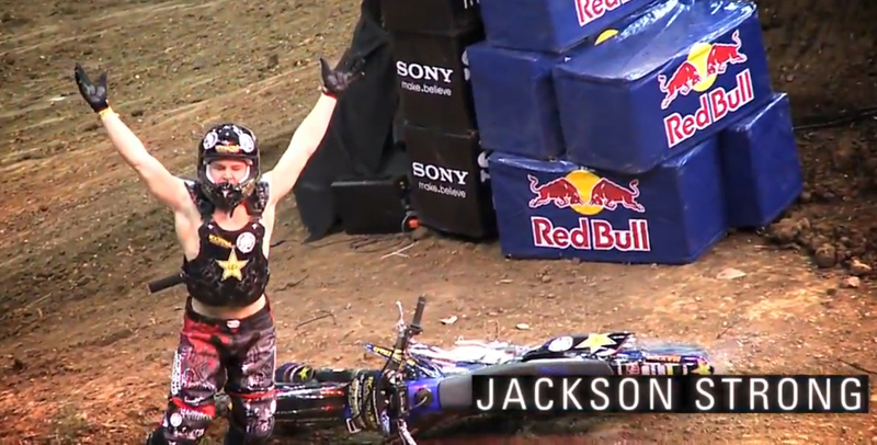 X Games Cancels FMX Best Trick!