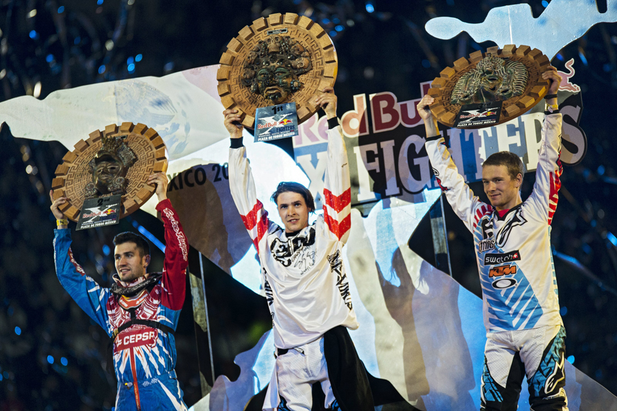 Red Bull X fighters Opening round 2013 – Mexico City