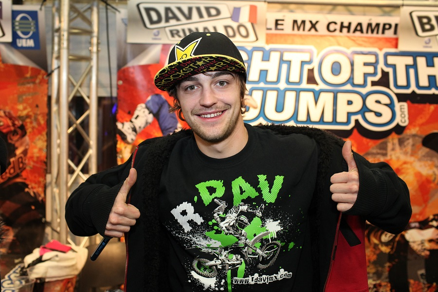 Title chase continues to thrill as Freestyle Motocross World Championship goes into Round 8 in Riga