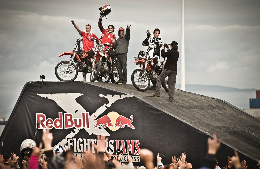 Red Bull X-Fighters Jams – Talcahuano
