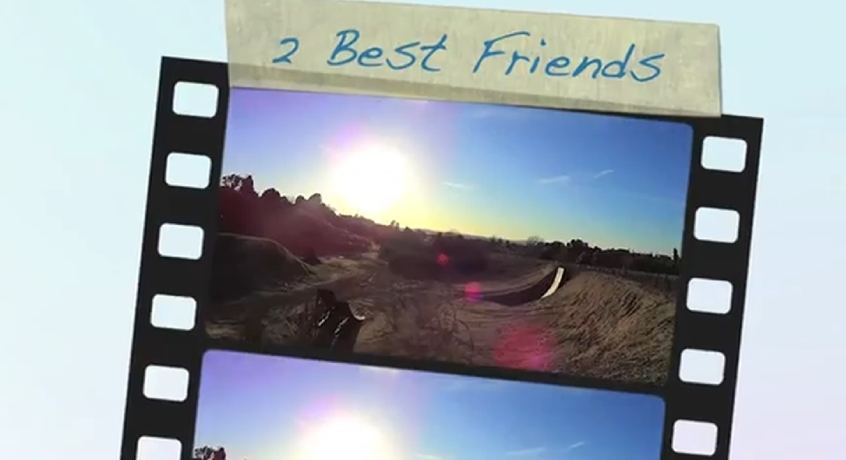Levi Sherwood and Mat Rebeaud – 2 Best Friends
