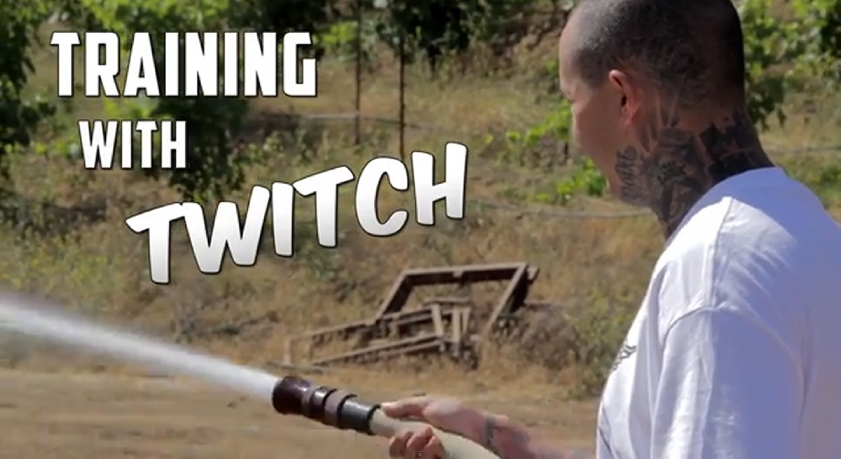 Twitch Best Whip Video – Going for Gold!