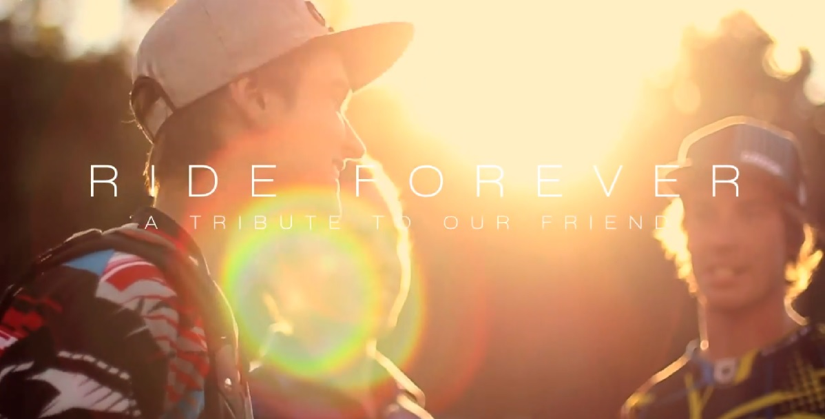 Tyrone Gilks – Ride Forever 'A Tribute To Our Friend'