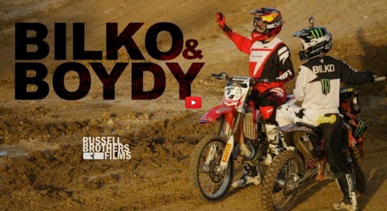 Bilko & Boydy – Part One