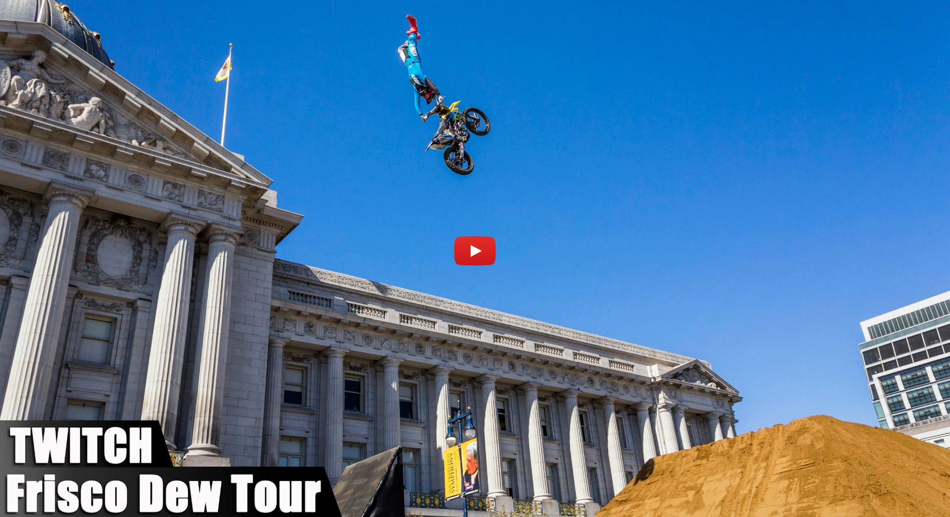 Twitch – Dew Tour Frisco Road Trip