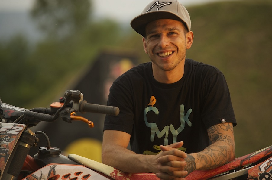 Ride to Part Agency Rider of the week – Leonardo Fini