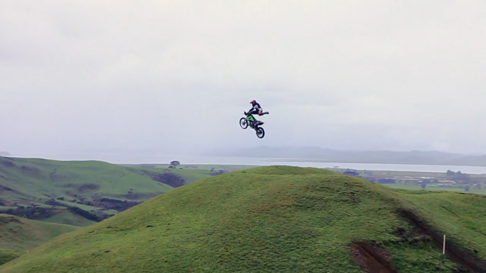 New Zealand Freeride – Green Hills