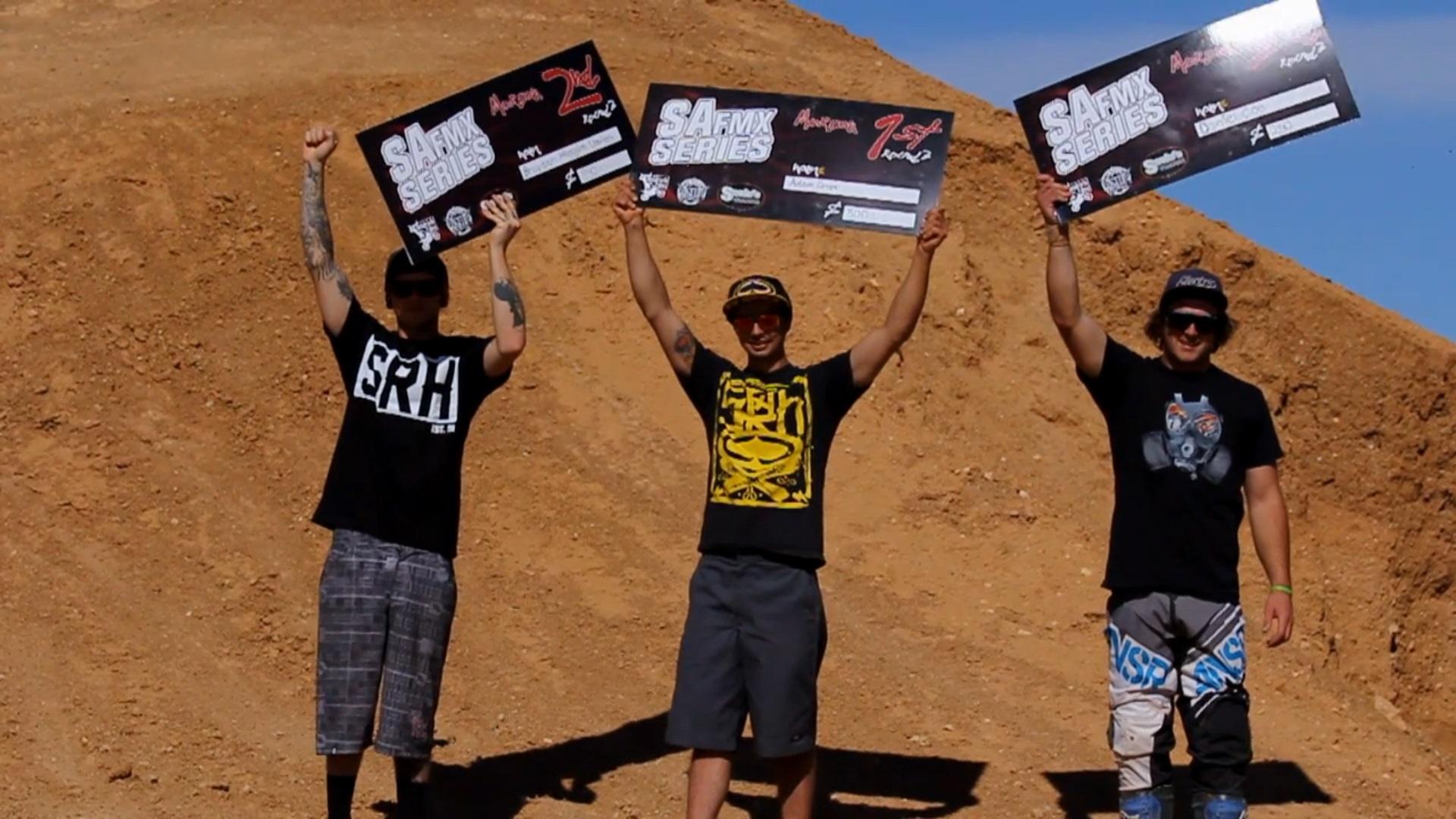 South Australian FMX Series 2013   Round 3 Morgan –  Series Final