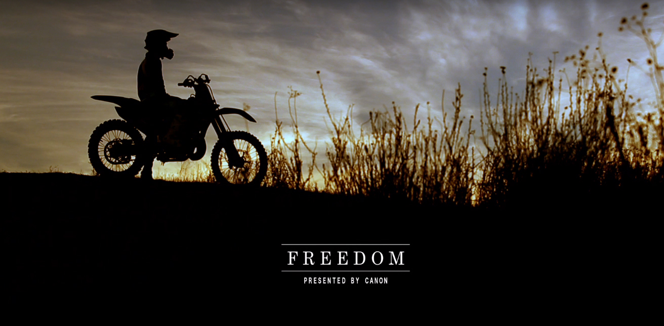 "Canon EOS FMX Movie ""FREEDOM"" Featuring Taka Higashino"