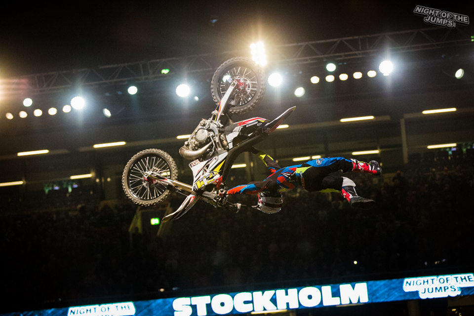 Night of the Jumps 2016 Stockholm Highlights