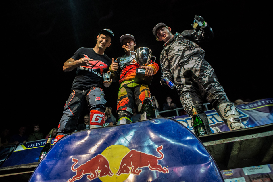 Maikel Melero Wins 2016 European Freestyle MX Championship in Mannheim