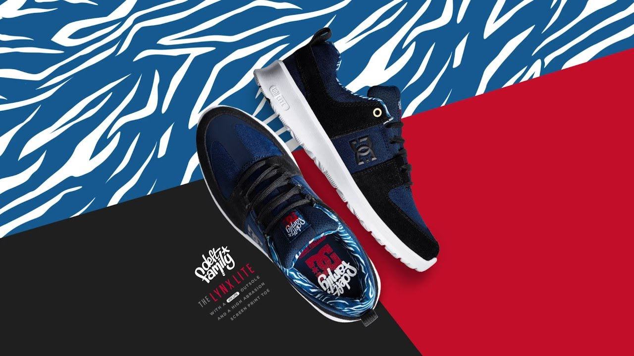 DC Shoes Launches the New DC X Deft Family Lynx Lite