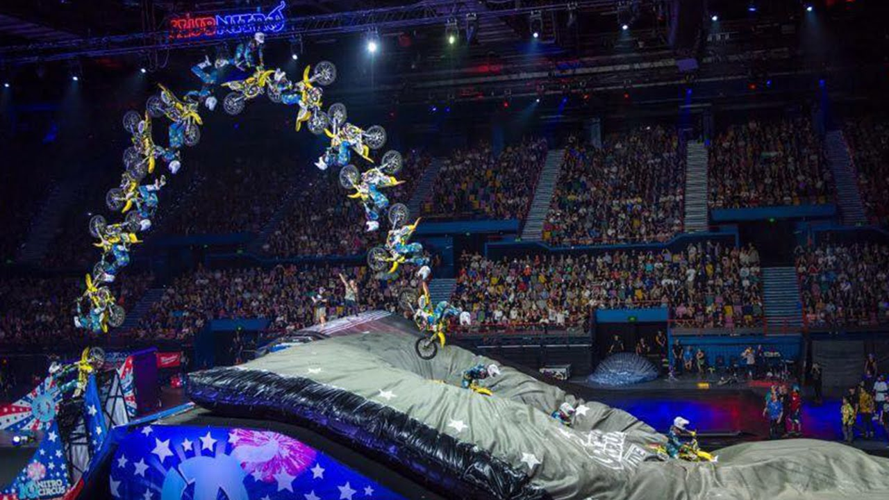 3 Insane FMX World Firsts Landed at Nitro Circus Brisbane!!!