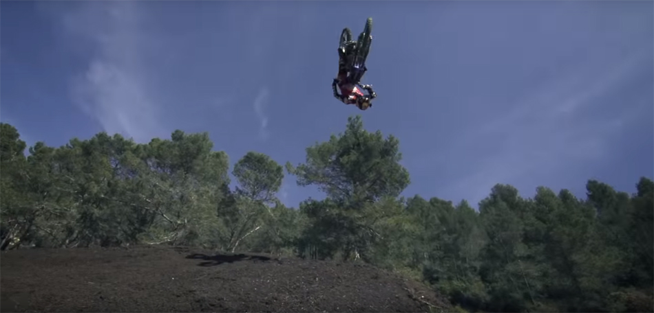 Tom Pages Lands New Trick: The Front Flair