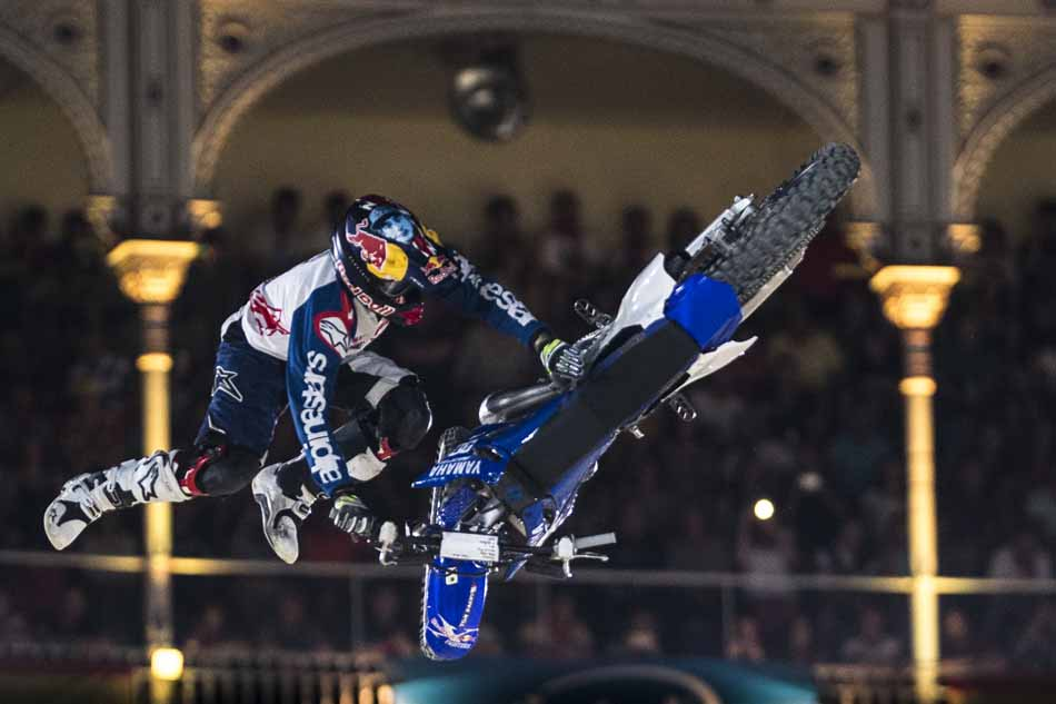 Red Bull X-Fighters Madrid 2016 Gallery | Best shots from the Bullring