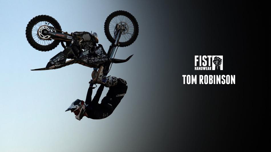 Fist Handwear | Tom Robinson 'The Smiling Assassin' Edit