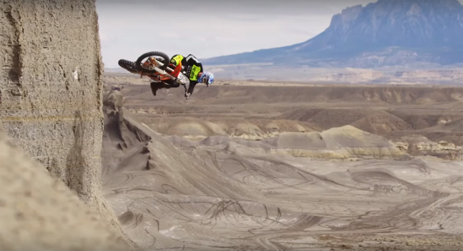 Steve Haughelstine Wins 2016 X Games Real Moto Gold