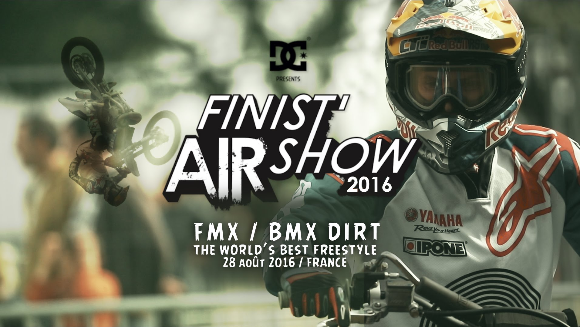 Official Edit | Watch Tom Pages, Taka Higashino and Clinton Moore Get Loose at the 2016 Finist'air Show