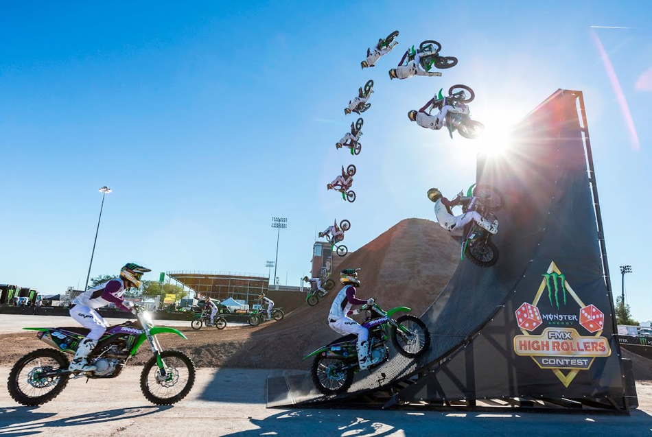 Dirt Shark | 2016 FMX High Rollers Contest Edit