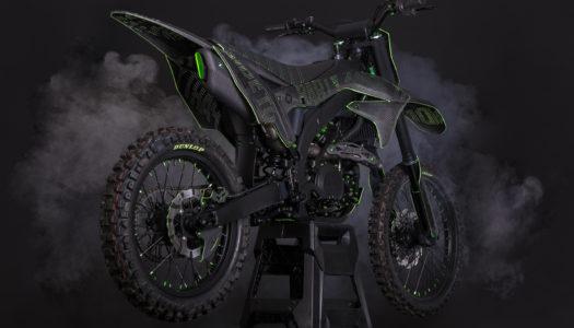 Unveiled | Alvaro Dal Farra's New Kawasaki kx450 F : MAGNET