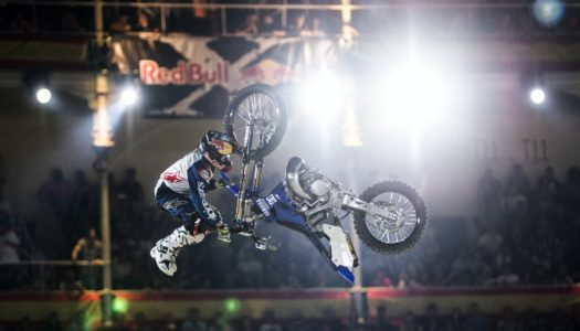 Tom Pagès to Defend Red Bull X-Fighters Title in Madrid 2017