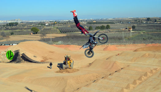 Loko Mag 2017 Road Trip With Wayne Jacobs Edit | Part 1: Lleides FMX Park
