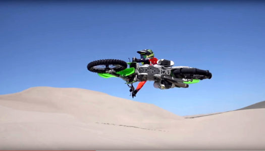 Axell Hodges | Dune Footage: RAW