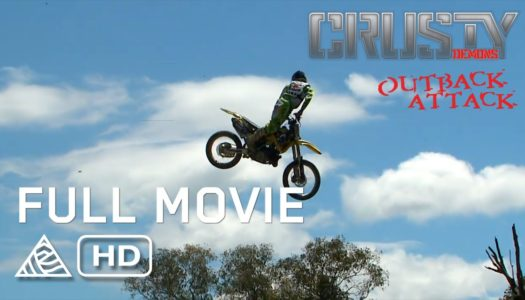 Crusty Demons Of Dirt 16: Outback Attack | Full Movie