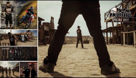 Metal Mulish Presents | The Rebel Rides Again Spring 2017 Line