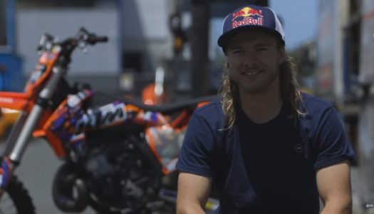 FMX Champ Levi Sherwood Talks Nitro World Games 2017