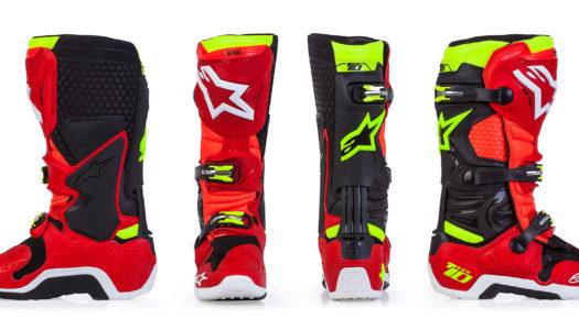 Loko Mag Top 5 | 2017 MX Boots