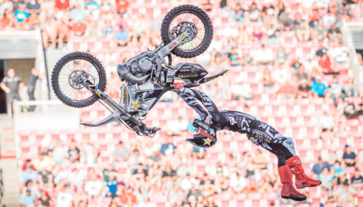 Nitro Circus: Watch The New 'Road To The Games' 2017 Video Series