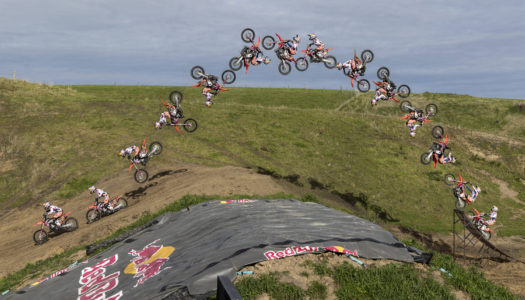 Levi Sherwood Just Landed The Double Backflip In New Zealand