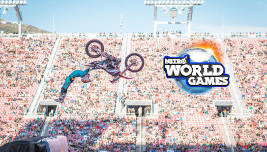 Live Stream | Watch Nitro World Games 2017