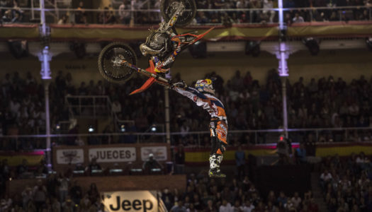 Gallery   8 Best Photographs From The Red Bull X Fighters 2017