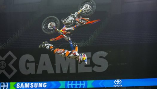 Levi Sherwood Wins Moto X Freestyle Gold | X Games Minneapolis 2017