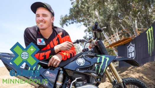 X Games Minneapolis FMX Athlete Video Profiles