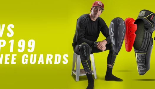 EVS Release T.P. 199 Signature Knee Guards