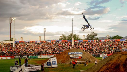 Night of the Jumps 2017 | 2nd Half Of The FMX Season To Hit China, Bulgaria & Namibia
